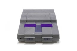 3D Printed SNES Case for Raspberry Pi