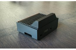 3D Printed Atari 2600 Case for Raspberry Pi