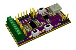 MSP430AFE253 Development Board