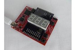 MSP430 LaunchPad 3x7-Segment Booster Pack