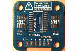 Logic Pirate (Dangerous Prototypes) - PCB Only