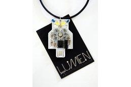 Intermediate Owl LED + Solar Power Soldering Kit