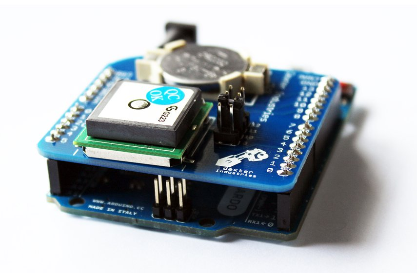 Adafruit Motor/Stepper/Servo Shield for Arduino v2