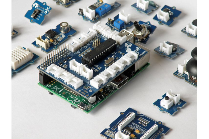 GrovePi+ Board For The Raspberry Pi