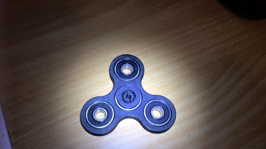 special edition revo thunder edc fidget spinner from revotoys on tindie. Black Bedroom Furniture Sets. Home Design Ideas