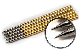 [10 pack] Spear Tip Spring Loaded Pogo Test Pin