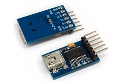 FTDI Basic USB to Serial Converter