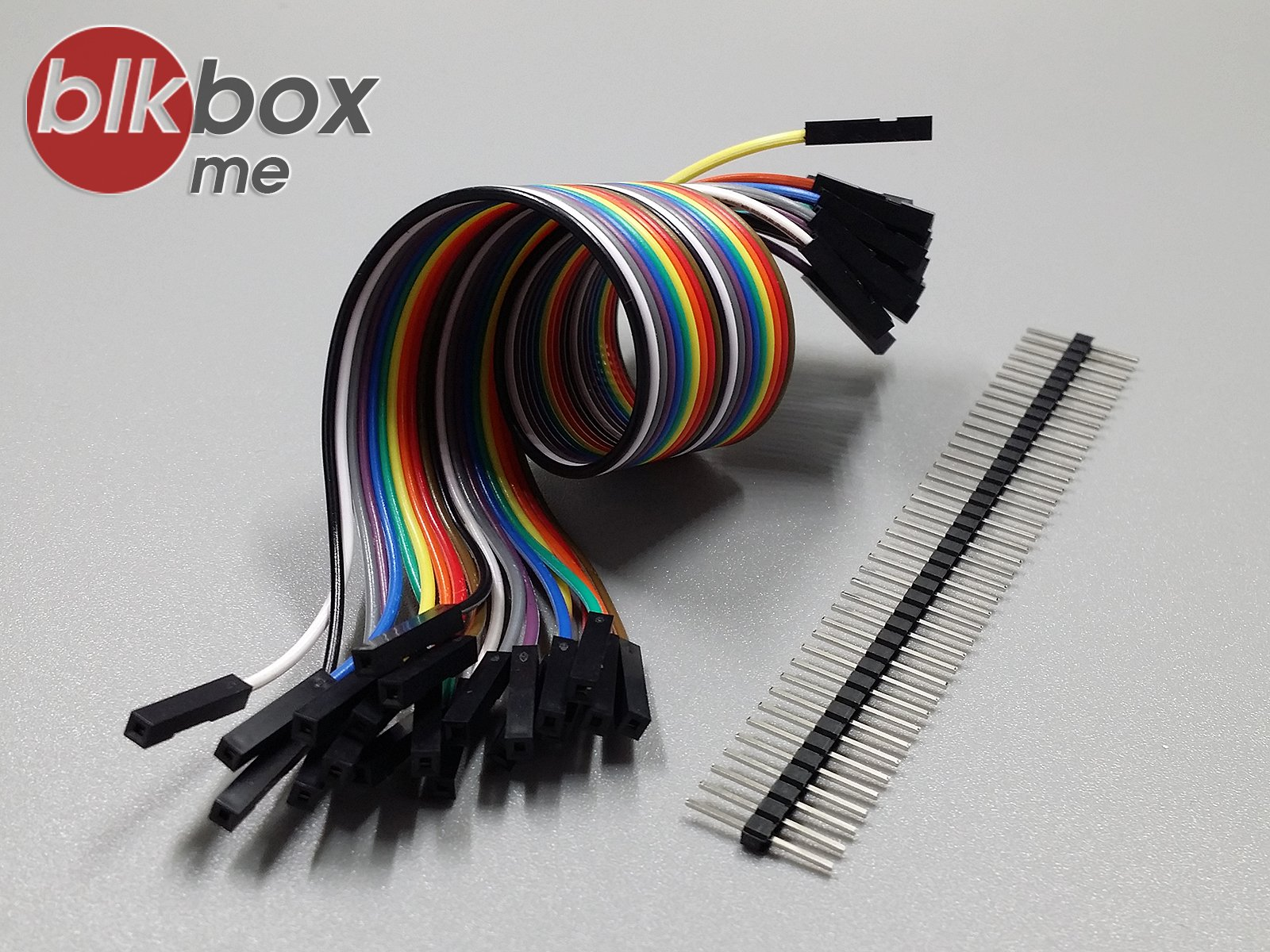 Flexible Flat Cable For Dvd S : Flexible flat cable and pin header from blkbox on tindie