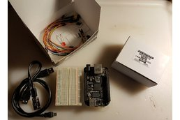 BeagleBone Black Rev A5A + goodies