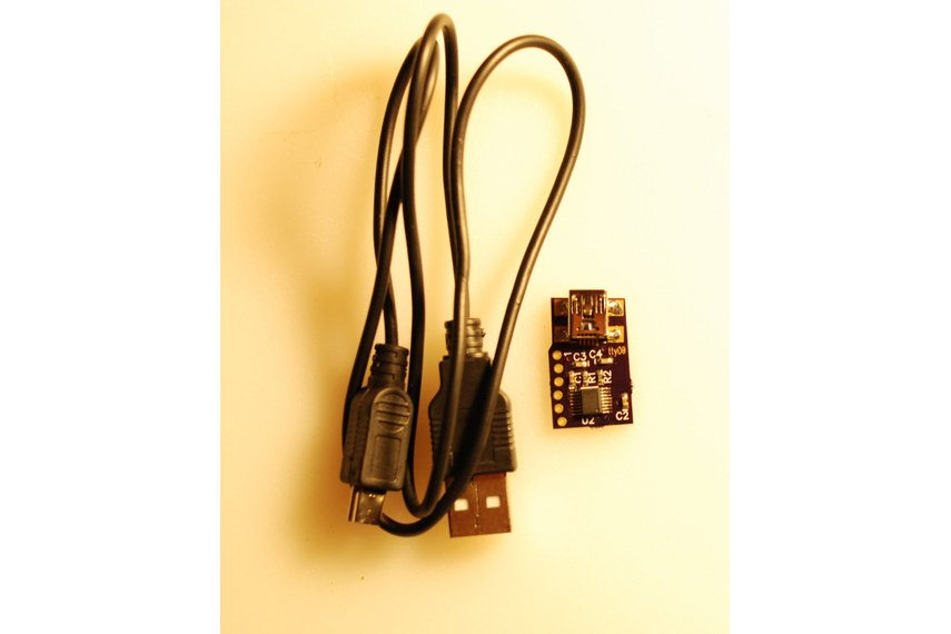 BeagleBone Black FTDI Friction-Fit