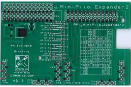 Raspberry PIIO - Expander2 add-on board - PCB Only