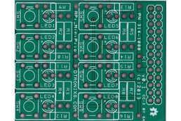 Raspberry PIIO - MiniPiio SimpleI/O add-on board - PCB Only
