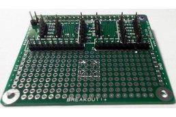 Raspberry Pi B+ Breakout+