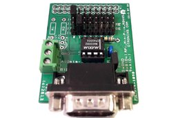 Raspberry PIIO - MiniPiio RS485 add-on board