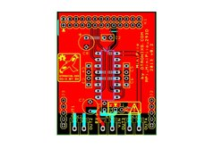Raspberry PIIO - MiniPiio Motor293D add-on board - PCB only