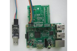 Raspberry pi serial - USB adapter
