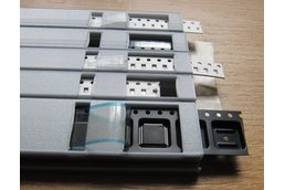 Intermatable  SMD tape holders for Pick  & Place