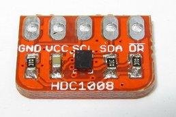 I²C humidity & temperature sensor