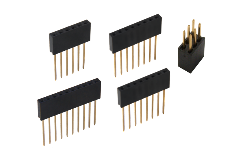 Proto shield for arduino uno headers from ednde on tindie