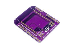Microchip Wifi Breakout Board PCB - MRF24WG0MA