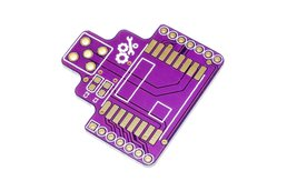 Wireless RFM69HW Breakout Board PCB - Long Range