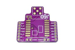 Wireless Breakout Board RFM22B PCB - +20dBm output