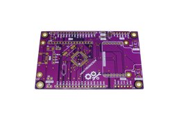 nanoTRONICS24 –  Wireless PIC24 Dev Board PCB - RF