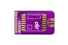 Slim RFM69HW Wirless Breakout Board PCB