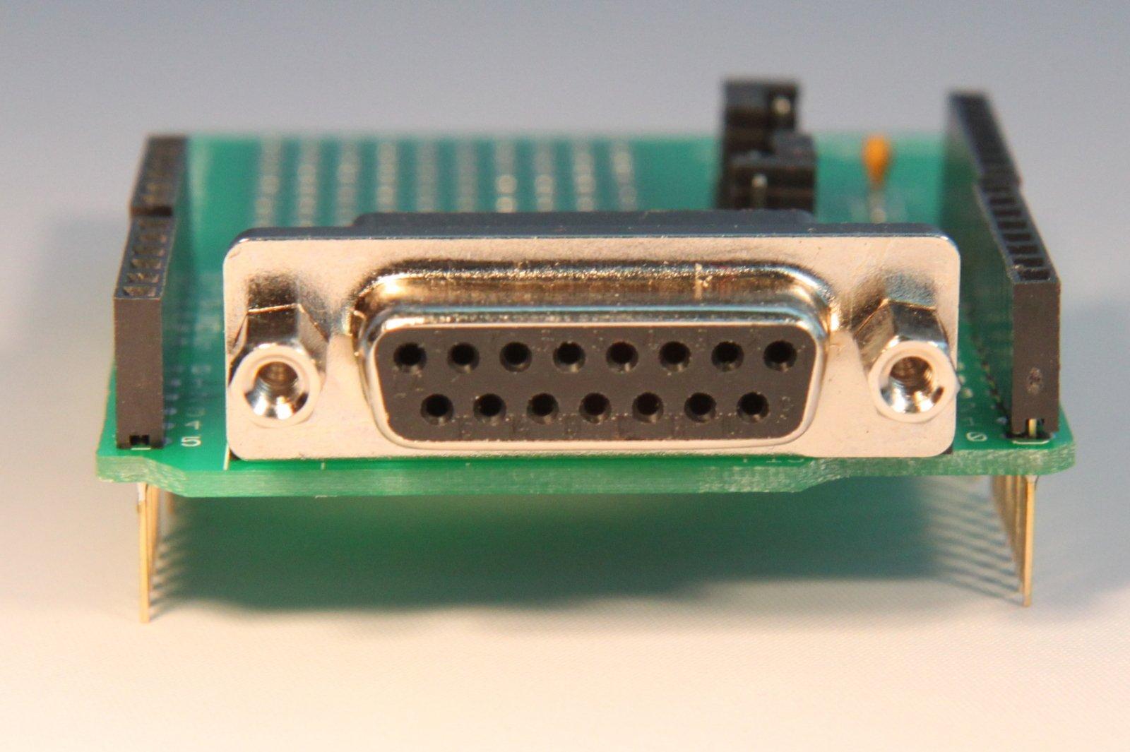 Arduino joystick shield for pc joysticks from lectrobox on