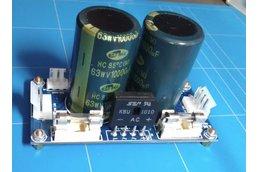 Audio amp power supply