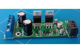 2 x 20 Watt Audio Amplifier