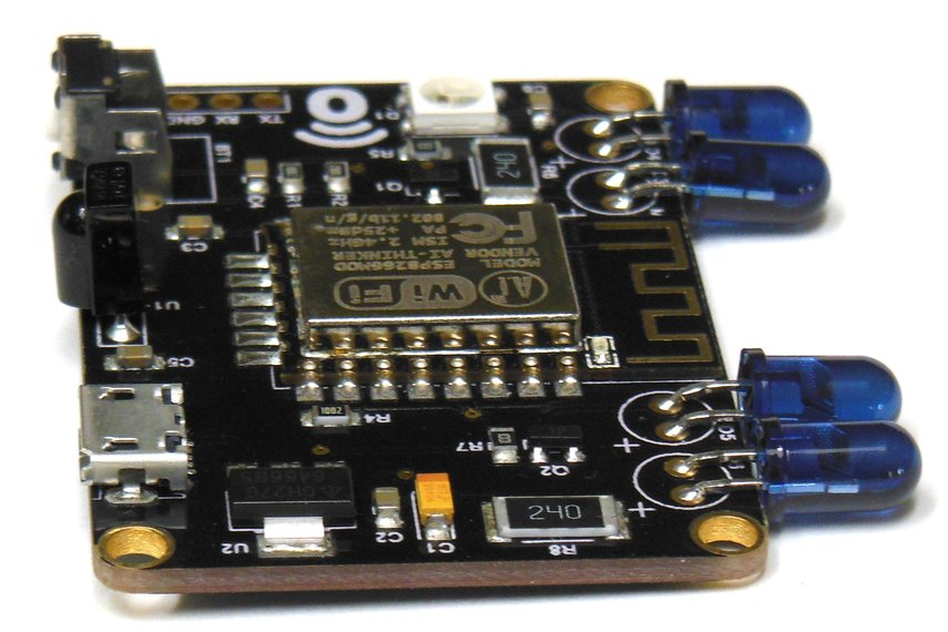 Remotsy PCB  Infrared Blaster
