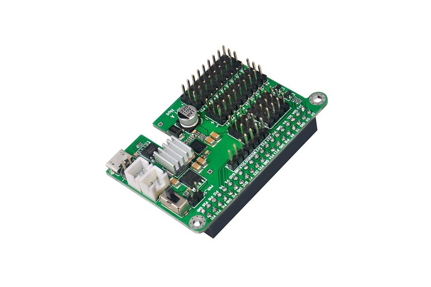 Advance I/O Expansion Board for Raspberry PI