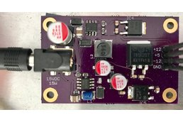 Thunderbolt Power board
