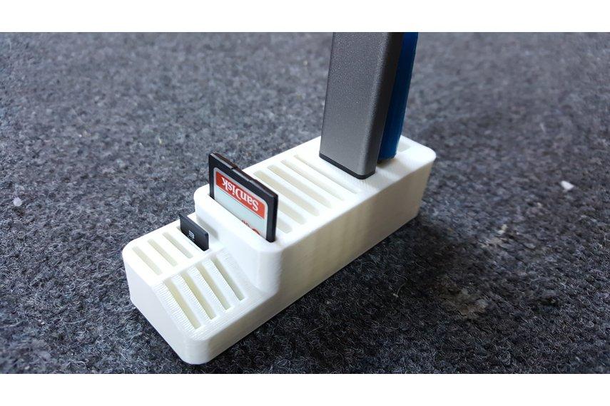SD-Card Holder