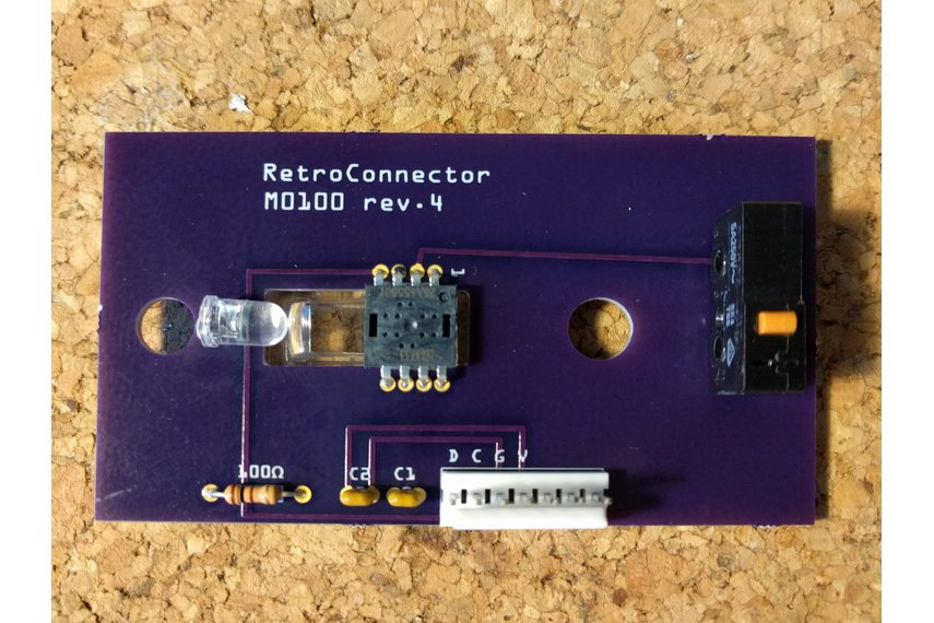 M0100 to USB Conversion