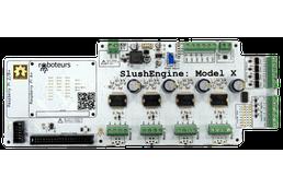 SlushEngine: Model X