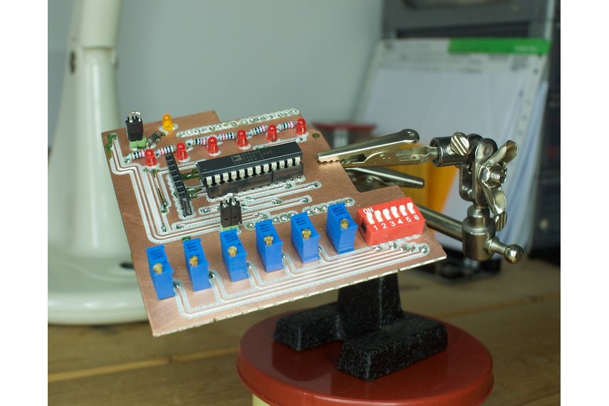 Digital Potentiometer Arduino Shield