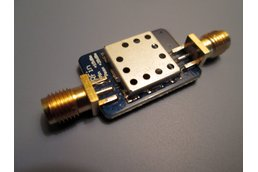 Frequency Doubler In 4-7.5 GHz; Out 8-15 GHz
