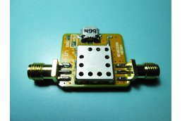 Ultra High Dynamic Range Low Noise Amplifier 6GHz