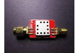 869 MHz RF Bandpass Filter; 8 MHz Bandwidth