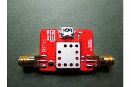 Low Noise Amplifier 10-3000MHz; Gain>20dB w/ ESD