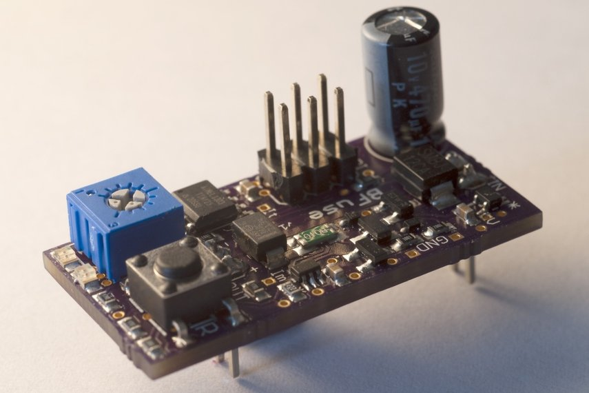 BFuse: The Breadboard Fuse