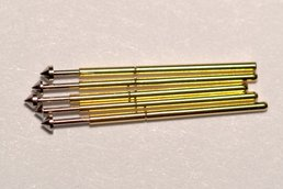 Spring-Loaded Pogo Test Pins (5 pack)