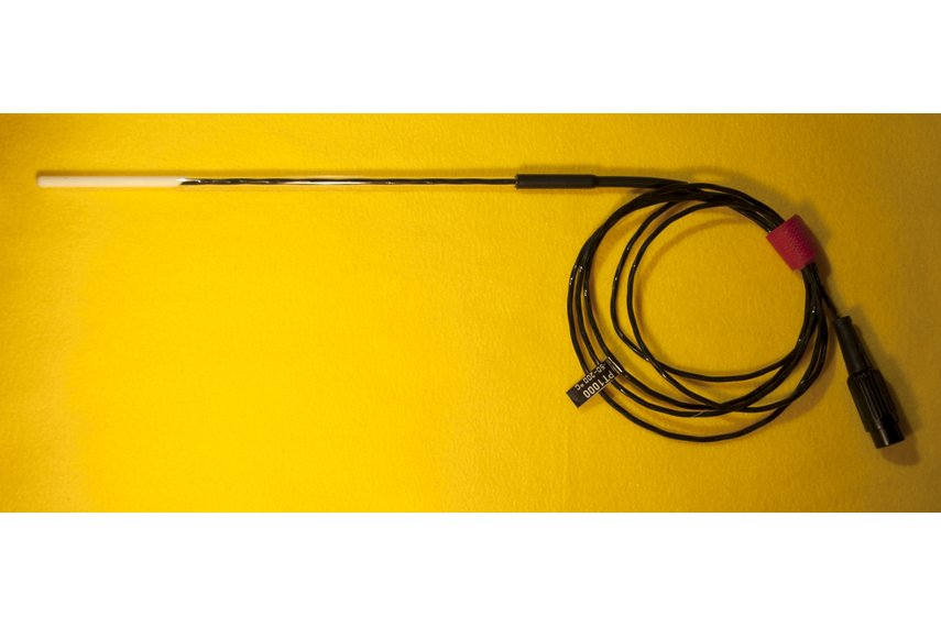 Precision temperature sensor PT100 / PT1000