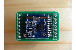 Breakout board for Si4432 rf module