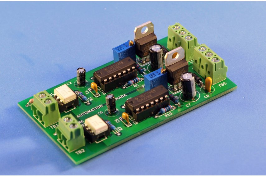 Channel Isolated Pwm To Analog Converter Pwm2b From Muza On Tindie