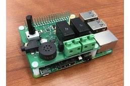 Raspberry Pi  NOAA Weather Receiver / SAME Decoder