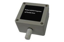 Wireless LoRaWAN Temperature and Humidity Sensor