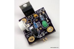 Adjustable LM317 kit, Arduino pre-regulator